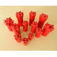 Buy cheap 11 degree Tapered Button Drill Bit , Small Hole Drilling Tools from wholesalers
