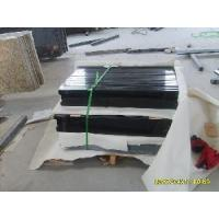 Buy cheap Black Absolute Granite Threshold from wholesalers
