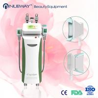 Wholesale Hot sale most advanced 5 handles cryolipolysis machine/cryotherapy fat freezing device from china suppliers