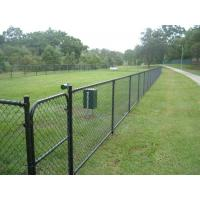Wholesale Chain Link Fencing Boundary Wall Fencing For Leisure Sports Field from china suppliers