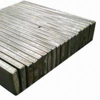 Wholesale 201/304/316/316L/410/431 stainless steel square bars, with hot-rolled annealed, pickled surface from china suppliers