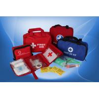 Wholesale Outdoor Emergency First Aid Kit CE & FDA OEM Medical Textile Products from china suppliers