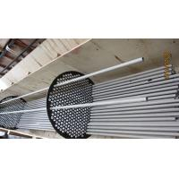 Wholesale Heat Exchanger Stainless Steel Seamless Tube ASTM B677 UNS NO8904 / 904L from china suppliers