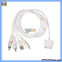 Wholesale AV TV Cable for iPhone 3G -MEJ02 from china suppliers