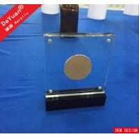 Wholesale Glass Acrylic Trophies And Awards PMMA Plexiglass Perspex 120*120mm from china suppliers
