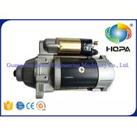 Quality High Precision Car Electric Starter Motor For Hitachi Excavator Ex200-1 Ex200-2 for sale