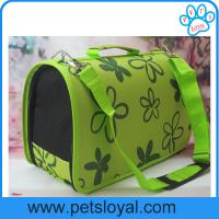 Wholesale China Factory Hot Sale Pet Dog Cat Travel Carrier Bag Wholesale from china suppliers
