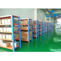 Wholesale Multi Levels Warehouse Storage Racks Q235B Steel 300 - 500kg Loading Capacity from china suppliers