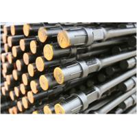 Buy cheap API Grade C, D, K, KD, HL, HS Steel sucker rod and secial alloy sucker rod with centralizer for oil extraction from wholesalers