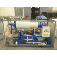 Quality HL-280-2 Solid liquid Separator Milking Machine Spares for Cow Pig Chicken Slaughterhous waste for sale