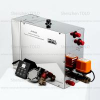 Wholesale 3kw 220V Portable Steam Generator Stainless steel with auto drain from china suppliers