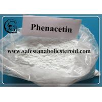 Wholesale Phenacetin Anti Inflammatory Supplements Acetophenetidine For Pain Killer CAS 62-44-2 from china suppliers
