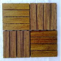 Wholesale DIY Bamboo Decking Tiles from china suppliers
