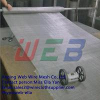 Buy cheap stainless steel printing mesh from wholesalers