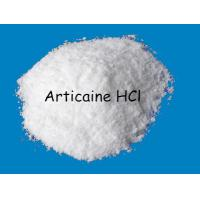 Wholesale Local Anesthetic Drug 99% Pain Skiller 23964-57-0 Articaine HCl Aarticaine Hydrochloride from china suppliers