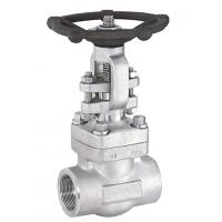 Wholesale Two Piece Forged Steel Gate Valve API ISO CE GOST TS Certification from china suppliers