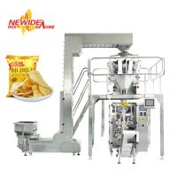 Wholesale CE Approved Automatic Nitrogen Pouch Packaging Machine For Potato Chips from china suppliers