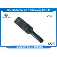 Wholesale High Sensitivity Security Check  Hand Held Metal Detector HHMD For Prison MD3003B1 from china suppliers