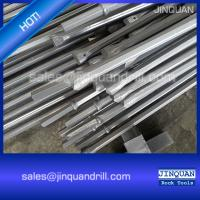 Wholesale Hex 22mm integral drill steel rod length 3200mm bit diameter 37mm from china suppliers
