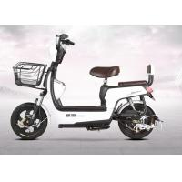 Wholesale Colorful Adult Electric Bike LED Headlight Max Speed 30-40km/h 2 Seater from china suppliers