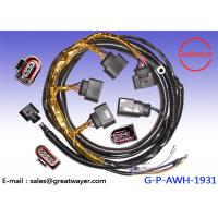 Wholesale AUDI A4 / VW Classic / Car Wiring Harness / High Termperature Gold Tape Repair from china suppliers