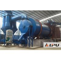 Quality 2.8×6 Three Cylinder Industrial Drying Equipment For Quartz Powder , Sand Dryer for sale