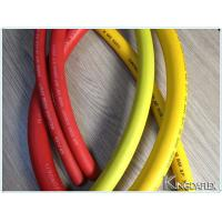 Quality 6mm Colorful Weather Resistant Smooth Rubber Air Water Hose for sale