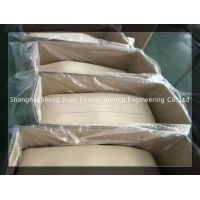 China DN 130X3000mm PTFE Dipping Alloys Furnace Nomex Filter Bag on sale