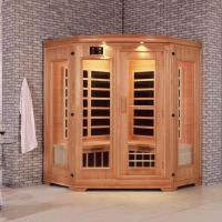 Wholesale Monalisa I-005 far-infrared light-wave room light wave massage enclosure far infrared sauna cabin European style from china suppliers