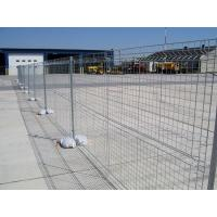 Wholesale Australia Standard AS 4687-2007 Galvanized construction site temporary fencing from china suppliers