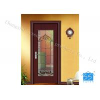 "Quality 08""*36"" Sliding Glass Doors Theft Proof Brass / Nickel / Patina Available for sale"