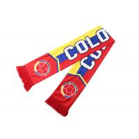 Columbia Digital Athletic Sublimation Scarf Printing With Pattern