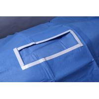 Wholesale Clinic Blue SMMS Disposable Laparotomy Pack , Breathable Surgical Pack from china suppliers