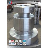 Quality Melting Process EF + VAR Stainless Steel Forging 4130 Tube Head Stone for sale