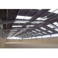 Wholesale Workshop Warehouse Fabrication Industrial Steel Buildings With PKPM Software from china suppliers