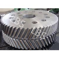Wholesale Double Helical Spur Gear with Large Modulus / Hard Tooth Flank Gear from china suppliers
