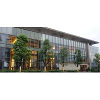 Wholesale 10MM Double Aluminium Glass Curtain Wall Reflective  For Office Building from china suppliers