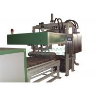 Wholesale Full Auto Reciprocating Waste Paper Egg TrayMaking Machine Vacuum Suction Forming from china suppliers