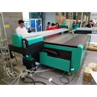 Quality Big Discount! UV Flatbed Printer with RICOH GEN5 heads heads for rigid flat material like glass,ceramics,PVC board,wood for sale