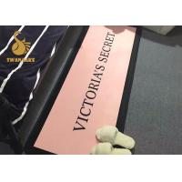 China Custom Advertising Indoor Area Rugs For Home Decoration Anti Stactic on sale