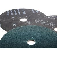 Wholesale Zirconia Cloth Floor Sanding Abrasives - 7inch / 178mm Disc Grit P36 - P100 from china suppliers