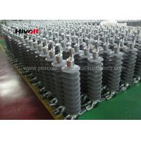 Wholesale 46KV Horizontal Composite Line Post Insulator With Clamp Top And Gain Base from china suppliers