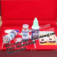 Wholesale 2015 XF Grade A UV contact lenses for cards cheat|invisible ink|cheat in gamble|perspective glasses from china suppliers