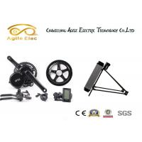 Wholesale 48V 500W Bafang Drive Electric Bicycle Motor Kit With Rear Rack Type Battery from china suppliers