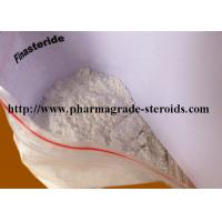 Wholesale Pharma Raw Materials Finasteride / Proscar Raw Powder For Symptoms Of Enlarged Prostate from china suppliers