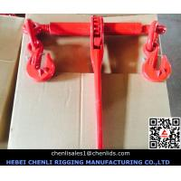Wholesale 10MM 6300daN, European type ratchet load binder with safty pin, from china suppliers