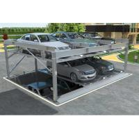 Wholesale -1+2 (3 Floors) Pit Design Puzzle Parking System from china suppliers