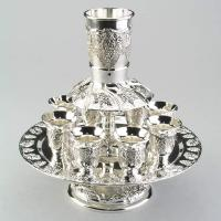 Wholesale wholesale metal wine set, wine cup, tea pot from china suppliers