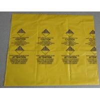 Wholesale PE BAGS FOR ROCK STONE, PE asbestos bag, biohazard bag, pe cover film, rubble sack from china suppliers