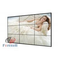 Wholesale Waterproof Lcd Tv Wall Panel Designs , 3x2 Video Wall Solution 3500 Contrast from china suppliers
